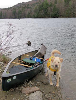 canoe access 8