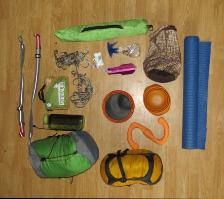 GEAR for dog canoeing b