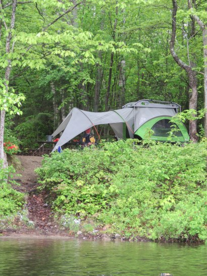 june island pond camping 14