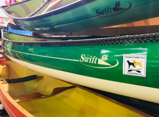 VPP swift canoe