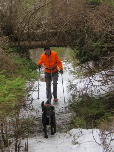 maine snowshoe trip 17