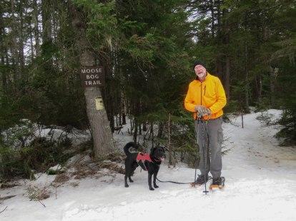 maine snowshoe trip 19