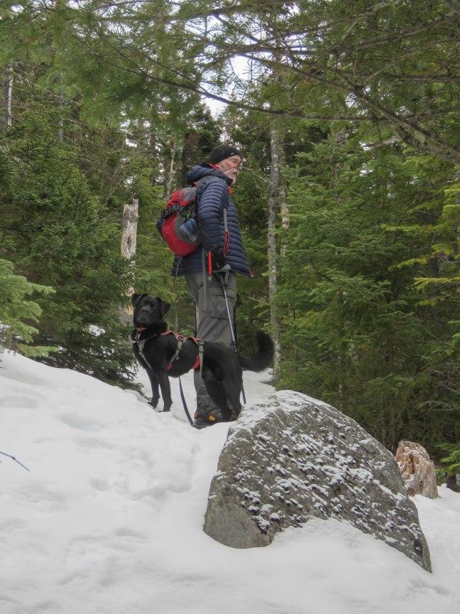 maine snowshoe trip 41