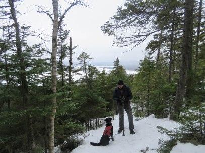 maine snowshoe trip 63