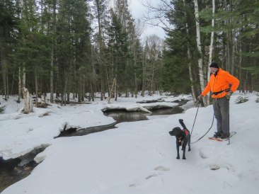 maine snowshoe trip 73
