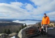 maine snowshoe trip 80