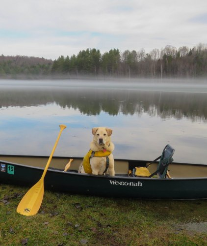 Canoe 1 27 April WR 33