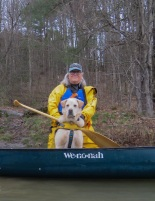 canoe 5 6 May Blush Hill WR 24c