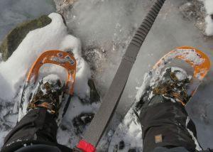 gaiters ice