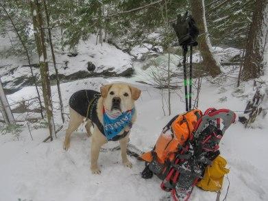 april snow mill trail 9